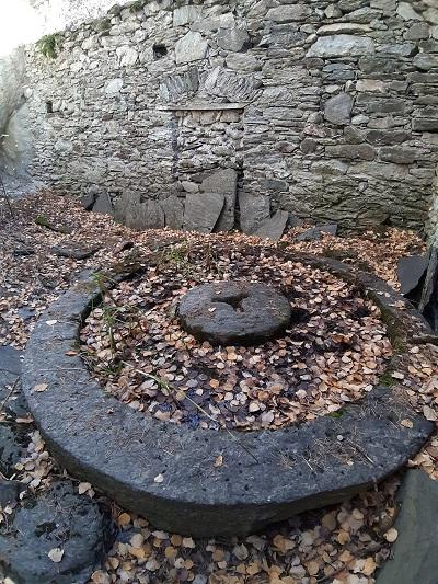 un'antica fucina a Salbertrand