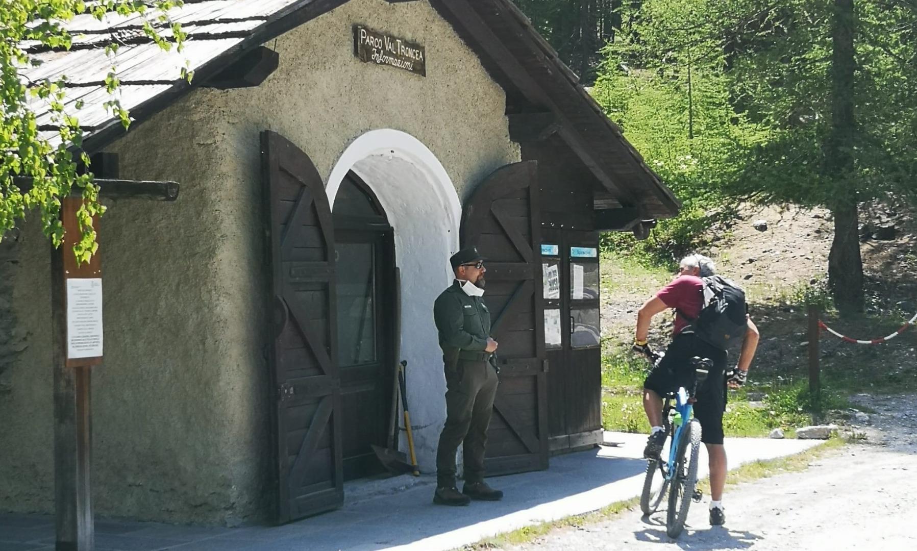 Fruizione e vigilanza nel Parco della Val Troncea in tempo di Covid-19