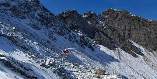 Recuperate in Val Troncea le macerie del rifugio del Col Clapis