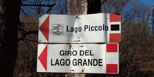 Accordo con il Comune di Avigliana per la manutenzione dei sentieri nel Parco