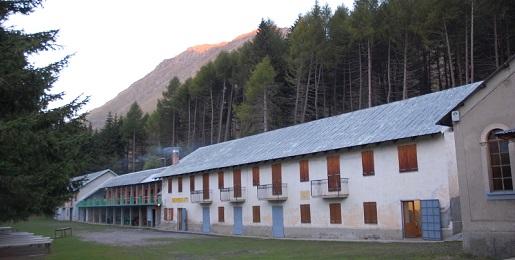 Rimboschimento di area a Casa Alpina Don Bosco a Pian dell'Alpe