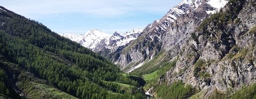 Servizio di navetta estivo nel Parco naturale Val Troncea