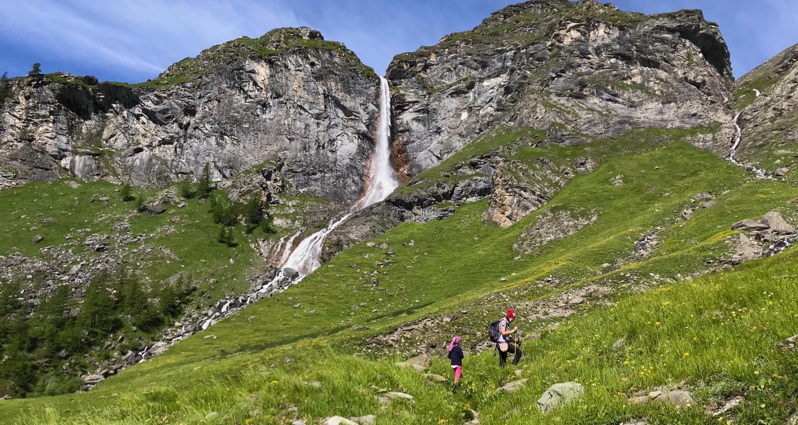 Cascata del Pis - Massello Foto Anna Boschiazzo