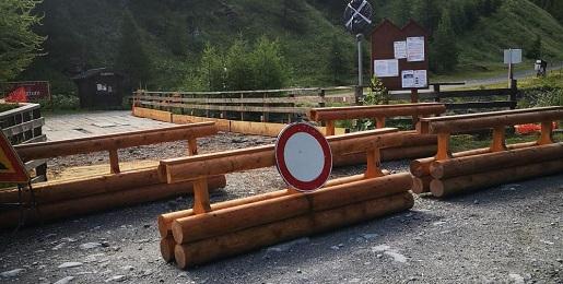 In Val Troncea chiuso al transito dei mezzi motorizzati il Punt daz Itreit