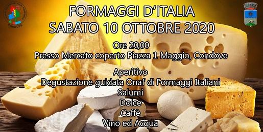 """""""Formaggi d'Italia"""" a Condove"""