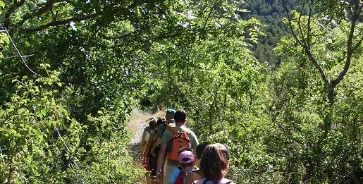 Escursioni con le guide dei Parchi Alpi Cozie