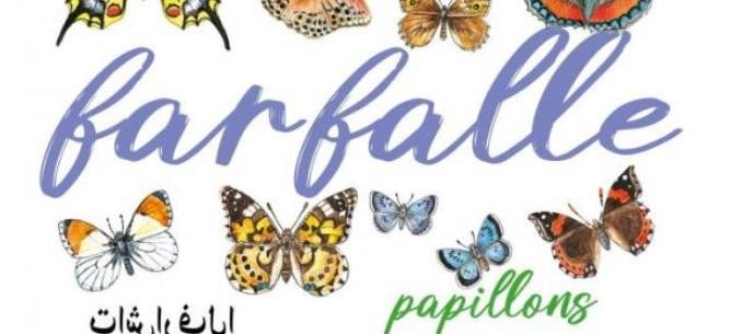 Calendario Farfalle