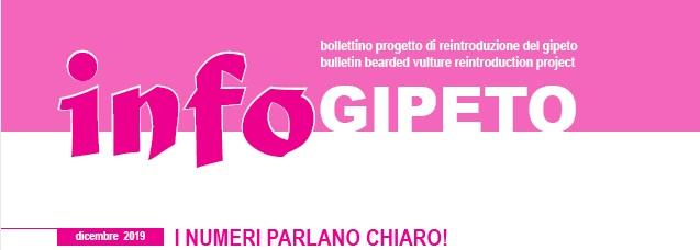 On line Infogipeto n.36 e Infomigrans n.44