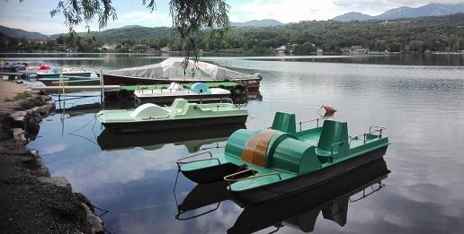 Divieto di balneazione nel Lago Piccolo di Avigliana