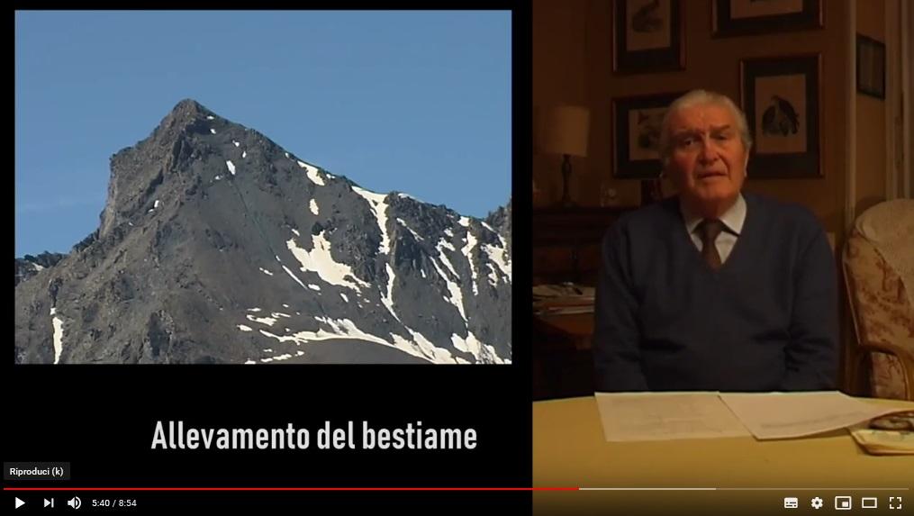 Piccoli frammenti di natura e cultura: La Val Troncea nei racconti del Professor Maggiorino Passet Gros
