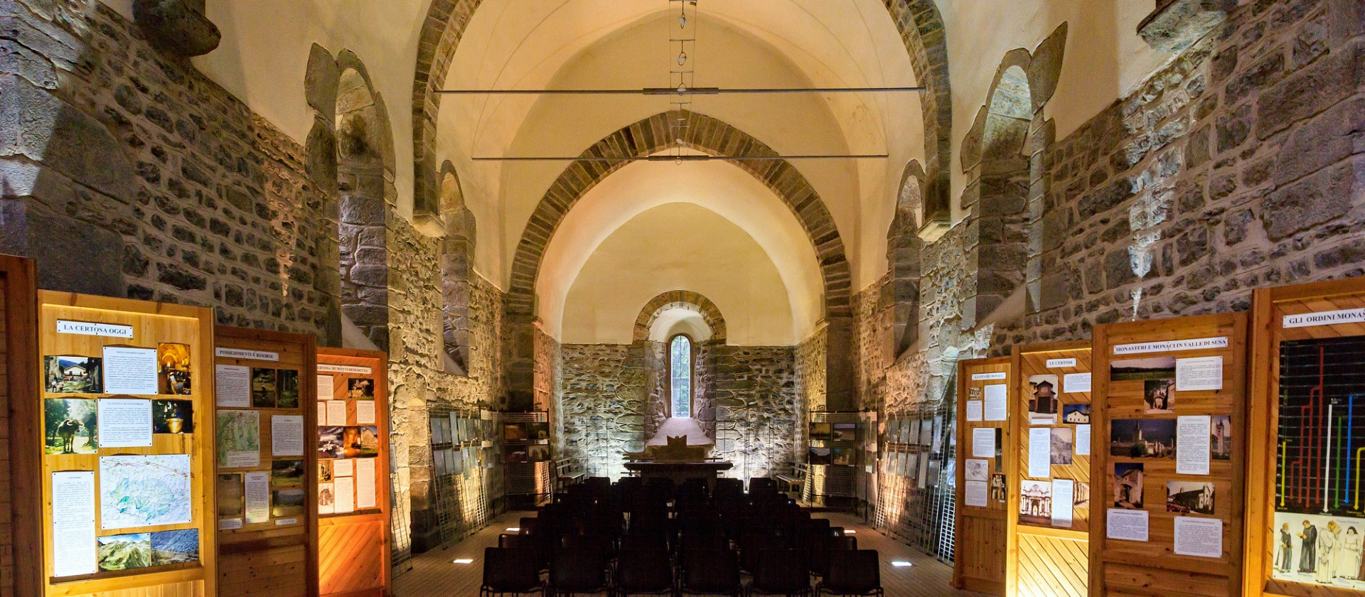 Certosa di Montebenedetto Foto Cartusia