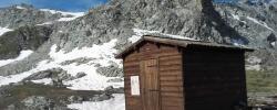 Nel Parco Val Troncea è aperto anche il bivacco del Col Clapis