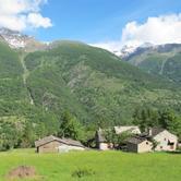 Lunedì 20 agosto - Exilles Escursione lungo il Sentiero dei Franchi