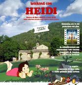 8 e 9 luglio weekend con HEIDI